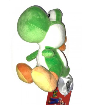 Super Mario: Green Yoshi 18...