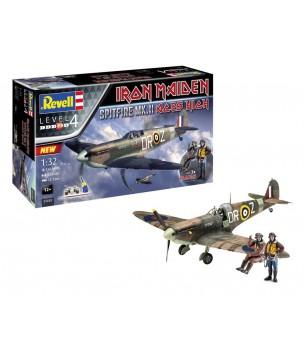 Iron Maiden: 1/32 Spitfire...