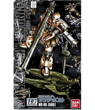 Gundam Thunderbolt: 1/144...