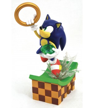 Sonic the Hedgehog: Gallery...