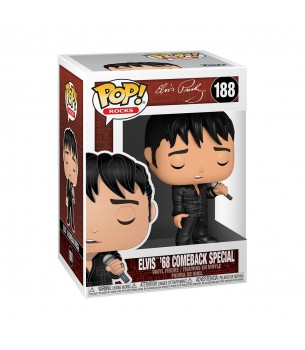 Elvis Presley: Pop! Elvis...