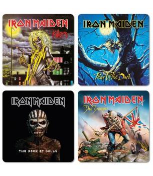 Iron Maiden: Onderzetter Set