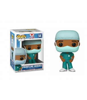 Frontline Heroes: Pop! Male...