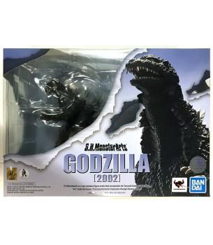 Godzilla: Monster Arts 2002...
