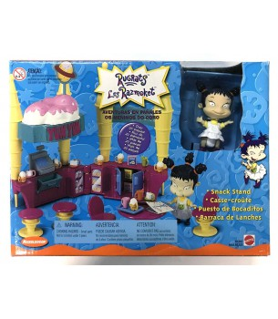 Rugrats: Snack Stand