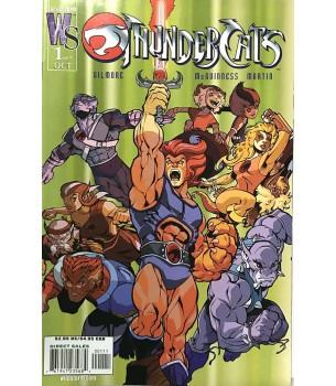Thundercats: Wildstorm...
