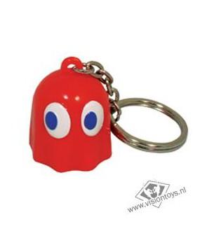 Pac-Man: Ghost Keychain