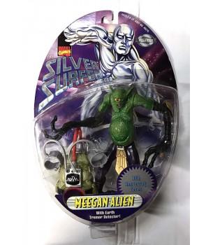 Silver Surfer: Meegan Alien...