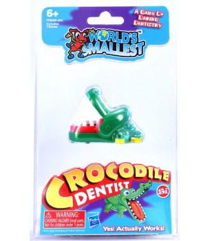 World's Smallest: Crocodile...