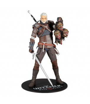 The Witcher: Geralt 12 inch...