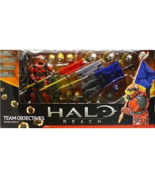 Halo Reach: Team Objectives...