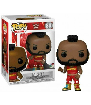 WWE: Pop! Hulkamania Mr. T...