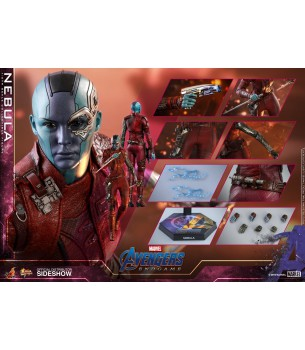 Avengers Endgame: Nebula...