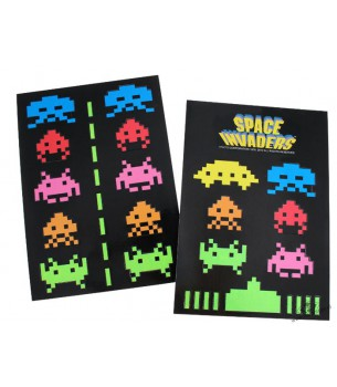 Space Invaders: Koelkast...