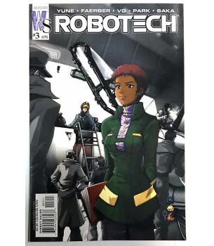 Robotech: Wildstorm series...