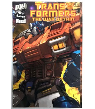 Transformers: DW series The...