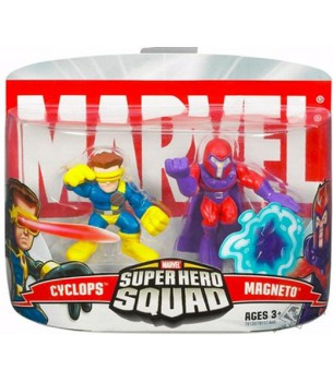 Marvel Super Hero Squad:...