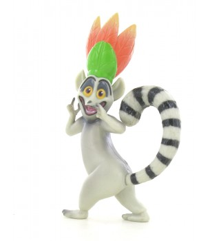 Madagascar: King Julien PVC...