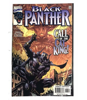 Black Panther: Call of the...