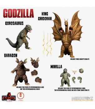 Godzilla Destroy All...