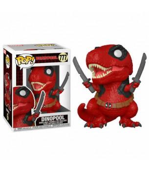 Deadpool: Pop! Dinopool...