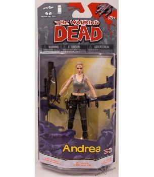 The Walking Dead: Andrea...