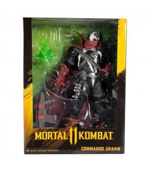 Mortal Kombat 11: Commando...