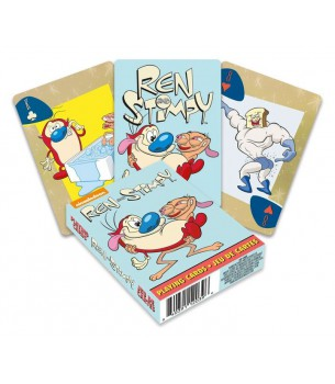 Ren & Stimpy: Playing Cards