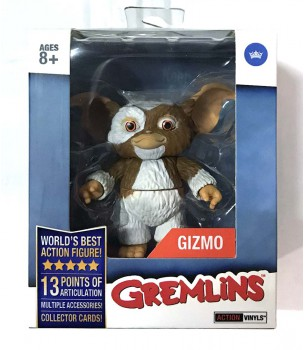 Gremlins: Action vinyls...
