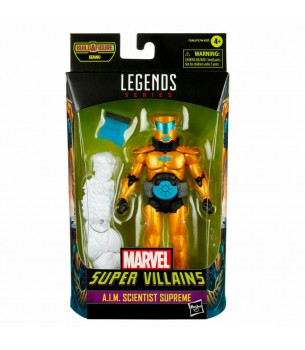 Marvel Legends 2021: Super...