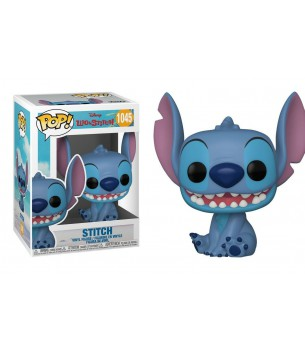 Lilo & Stitch: Pop! Smiling...