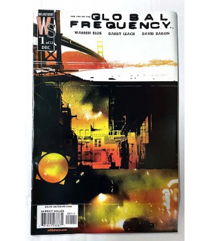 Global Frequency: Issue 1...