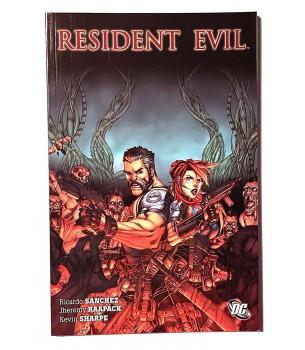 Resident Evil DC Comics TPB...