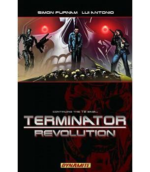Terminator Evolution TPB
