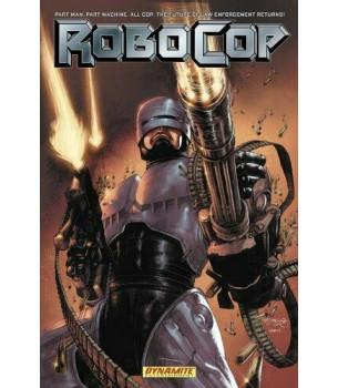 Robocop Revolution TPB...