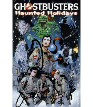 Ghostbusters: Haunted...