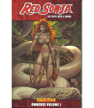 Red Sonja: She-Devil with a...