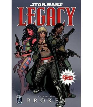 Star Wars: Legacy Vol.1...