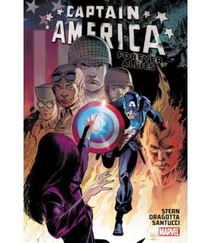 Captain America: Forever...