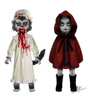Living Dead Dolls: Red...