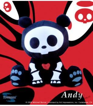 Skelanimals: Andy the Panda...