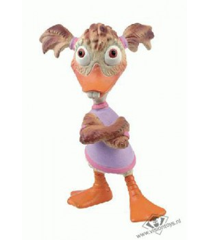 Chicken Little: Abby PVC...