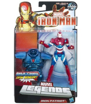 Marvel Legends 2013: Iron...