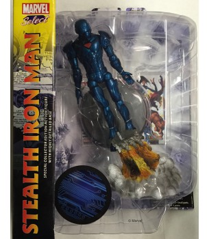 Marvel Select: Stealth Iron...