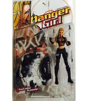 Danger Girl Natalia Kassle