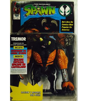 Spawn 1: Tremor