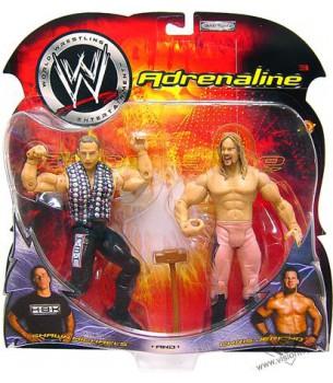 WWE Adrenaline 3: Shawn...