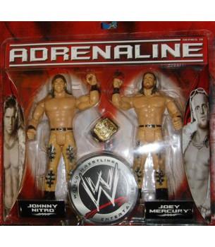 WWE Adrenaline: Johnny...