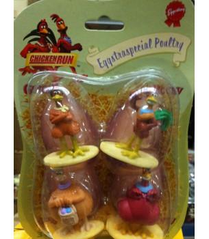 Chicken Run: Eggstraspecial...