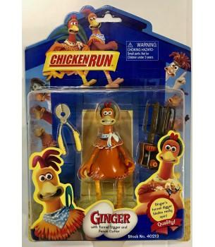 Chicken Run: Ginger Action...